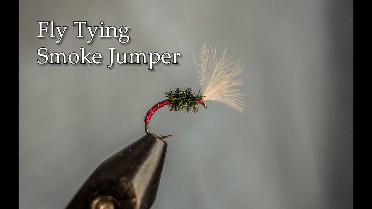 Fly Tying - Smoke Jump...