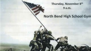 North Bend High School Veterans Day Assembly
