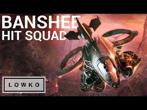 StarCraft 2: THE BANSHEE HIT SQUAD!
