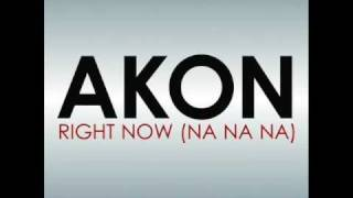 Akon - Right Now (na na na) / A7 Reggae Remix