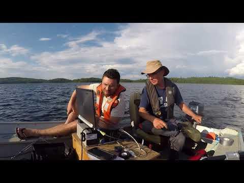 Hydroacoustic Mark-recapture Survey To Estimate Fish Population Size