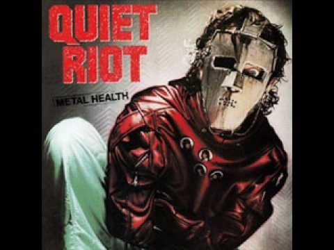 Quiet Riot Slick Black Cadillac