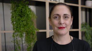 Paula Gair, Tech Futures Master's Candidate