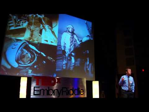 Searching for the ideal crew for manned mission to Mars: Jason Kring at TEDxEmbryRiddle