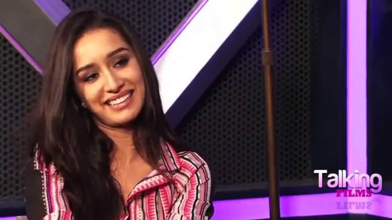 Shraddha Kapoor Exclusive Interview On Haider