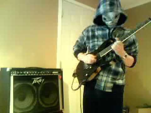 how to play shred guitar