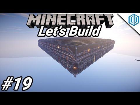Minecraft - Let's Build A Modern City - Ep 19 - Soccer Stadium - Part 5 (Minecraft Timelapse)