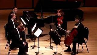 Tzvi Erez plays Chopin Nocturne Op. 9 No. 2 Live with String Quartet