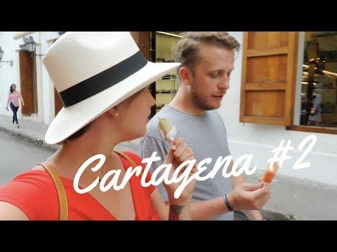 se me quebró un diente :( encontramos a Francia en Cartagena! // Michelle Benoit