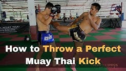 Beginner Tips to Help You Improve Your Muay Thai Body Kick