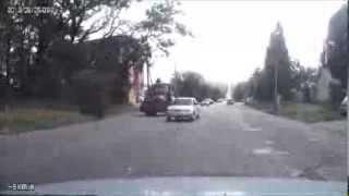 Ставрополь Серова  050813 встречка