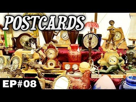 Antiques Fair | Postcards | Episode 08 | Lehren Lifestyle