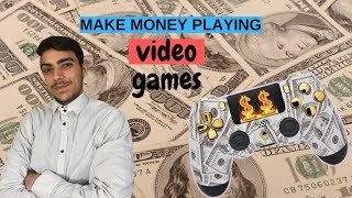 How to earn money playing your favorite game (FORTNITE,PUBG,LEAGUEOFLEGENDS,APEX...)