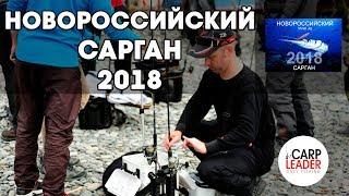 Новороссийский Сарган 2018, ловля на пилькеры, морская рыбалка! Carpleader.RU