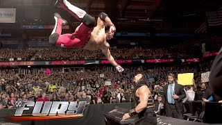 14 forearm strikes that will shatter your smile wwe fury
