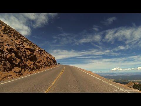 Driving Up Pikes Peak Highway - In A Colorado Minute (Week 279)