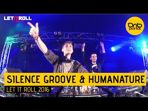 Silence Groove & HumaNature - Let it Roll 2016 [DnBPortal.com]