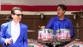 Ricky K and the Allnighters (video 01) (Steve Moore, The Mad Drummer) Cover