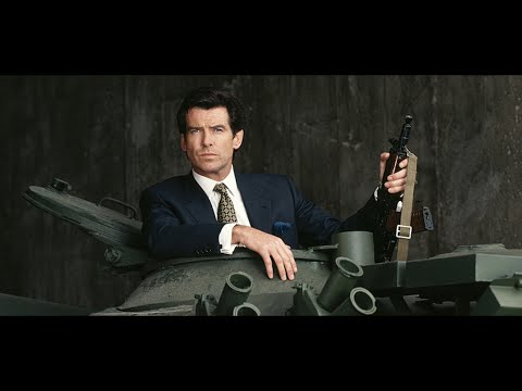 GoldenEye (1995) Full Netflix Commentary Track