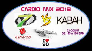 OV7 VS KABAH CARDIO MIX DEMO- DJSAULIVAN