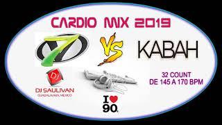 OV7 VS KABAH CARDIO MIX DEMO- DJSAULIVAN