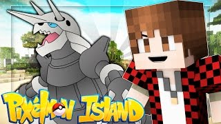 Minecraft Pixelmon Island UHC: Ep 2 - GOTTA CATCH