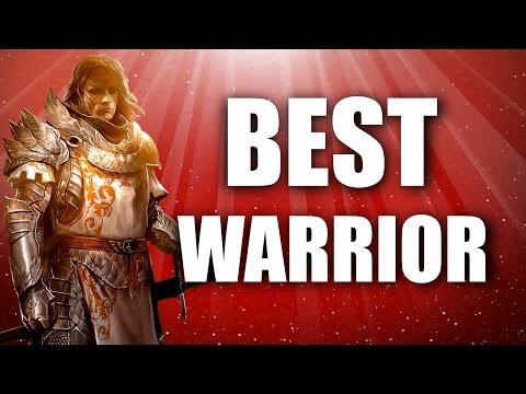 Skyrim Special Edition - BEST Warrior Starter Guide - How to Begin your Warrior Build