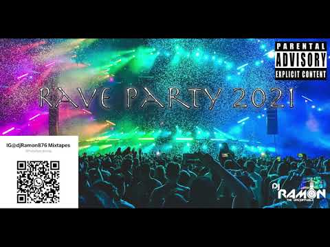 Antidote - RAVE PARTY 2021 (EDM, HOUSE, CLUB, TRAP) Mixed by IG@djRamon876