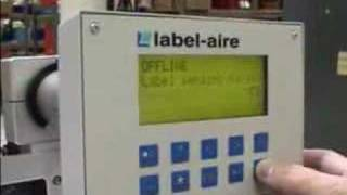 Label-Aire® - 3115 Hugger Belt Labeling System