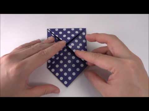How To Make A Simple Camera From Paper Origami