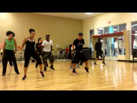 Wale ft Rihanna Bad (Cardio Dance Choreography)