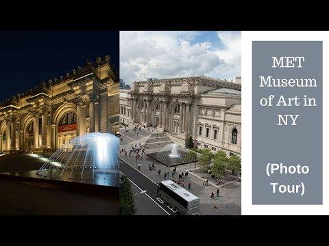Metropolitan Museum of Art in New York (Photo Tour) - The MET #TravelTips