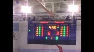 Баскетбол. Кашира-Серпухов(http://kashira.tv/, 2015-02-09T11:34:07.000Z)