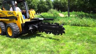 Lowe Trenchers by Smith Equipment Company