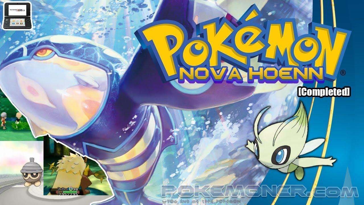 pokemon nova luna walkthrough