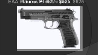 Best Metal Frame 9mm Handgun