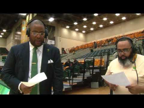 NSU MBB Postgame Coach Interview: Savannah State