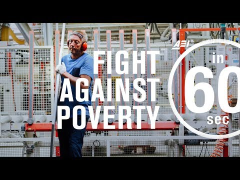 Poverty: Good news for 2018 | IN 60 SECONDS