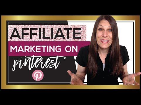 Affiliate Marketing on Pinterest (Make Money Without a Blog!) thumbnail
