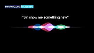 Helpful Siri commands for Apple TV