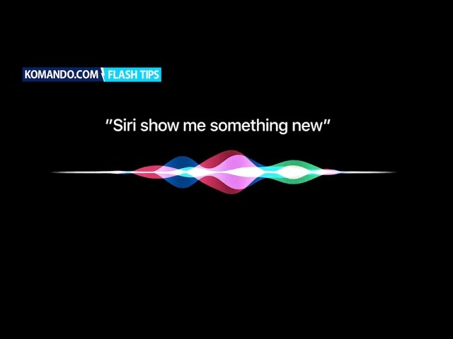 Helpful Siri commands for Apple TV