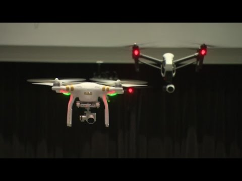 Inside the world's leading drone maker