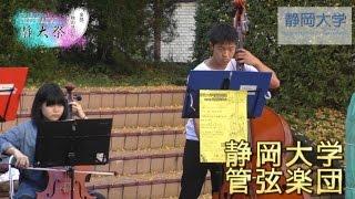 【静岡大学管弦楽団】静大祭 in 静岡 2016 - 静岡大学
