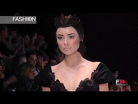 IRINA KRYUCHKOVA Fall 2016 Moscow - Fashion Channel