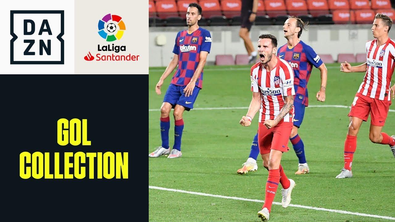 Gol Collection 33ª giornata | LaLiga | DAZN Highlights