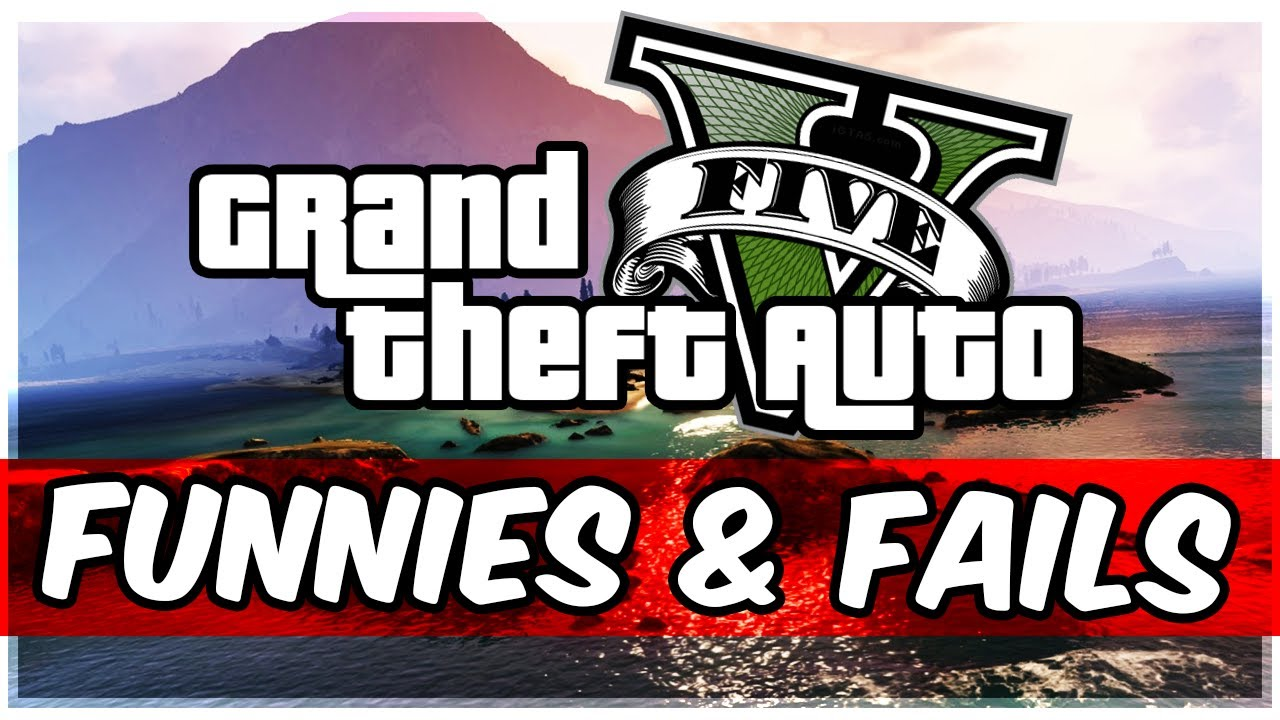 Gta5 Funnies Fails With Vikkstar123 Gtav Funny Moments