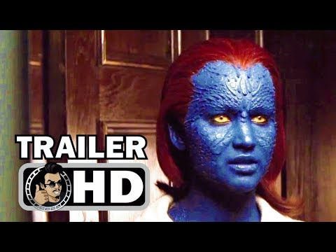 X-MEN: BEGINNINGS Official Trailer (2017) Jennifer Lawrence Marvel Superhero Movie HD