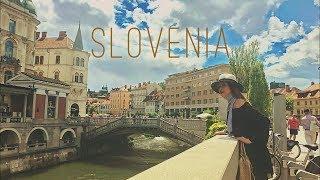 My SLOVENIA Tour: Ljubljana Walking Tour + Predjama Castle + Postojna Cave!