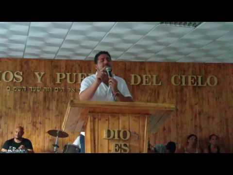 Jose Manuel Giles visitando la Iglesia de la Palma 20-06-16