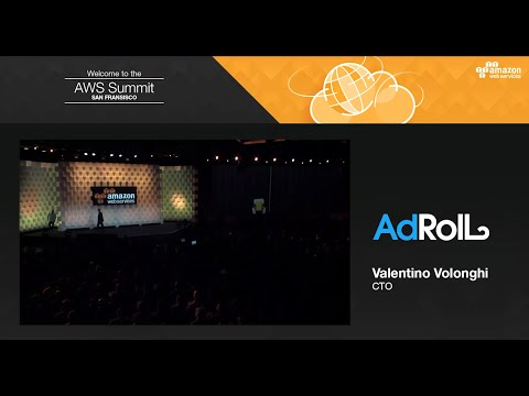 AdRoll Supports More Than 60 Billion Requests Per Day Using AWS